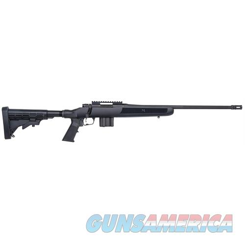 "Mossberg 27746 Mvp Flex Bolt 223 Rem/5.56 Nato 18.5"" Tb 10+1 6-Position Flex Black Stk Blued 27746  Guns > Rifles > MN Misc Rifles"