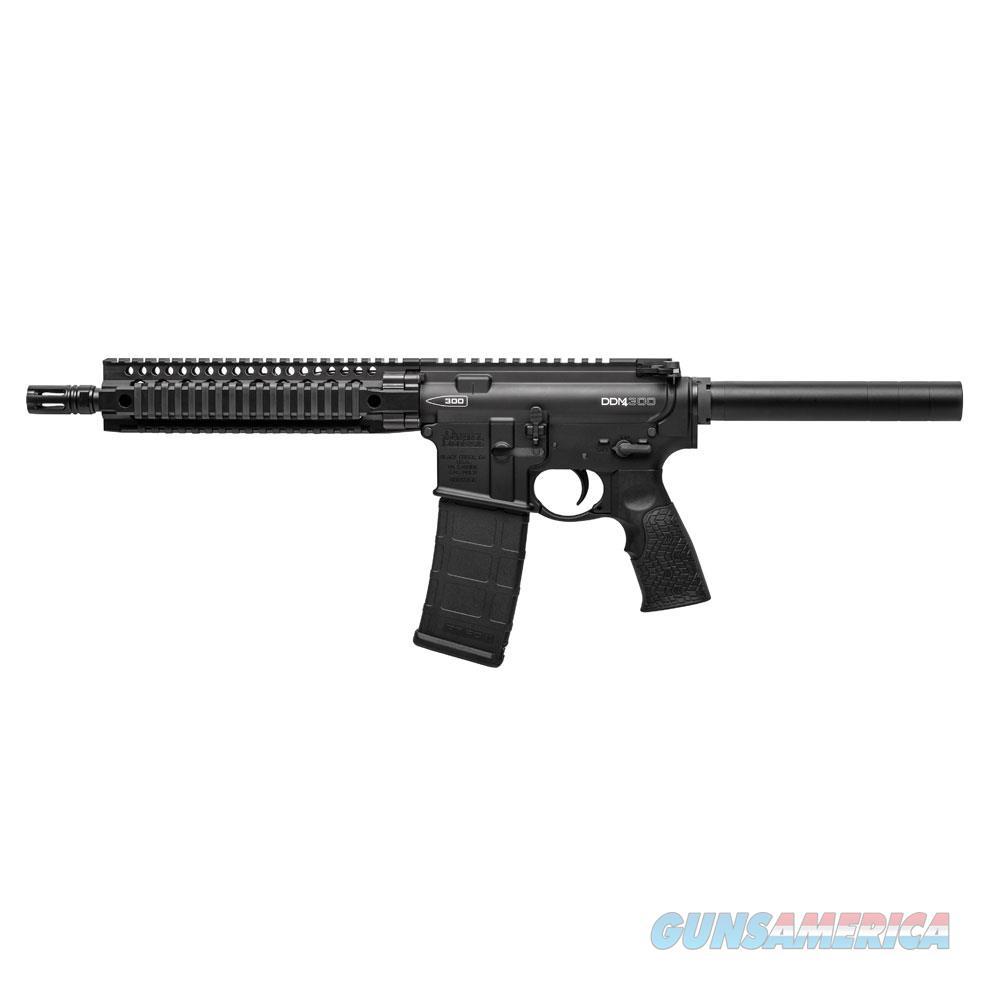 "Daniel Defense M4 .300Blk/10.3"" Pis 1-30Rd 02-088-22179  Guns > Pistols > D Misc Pistols"