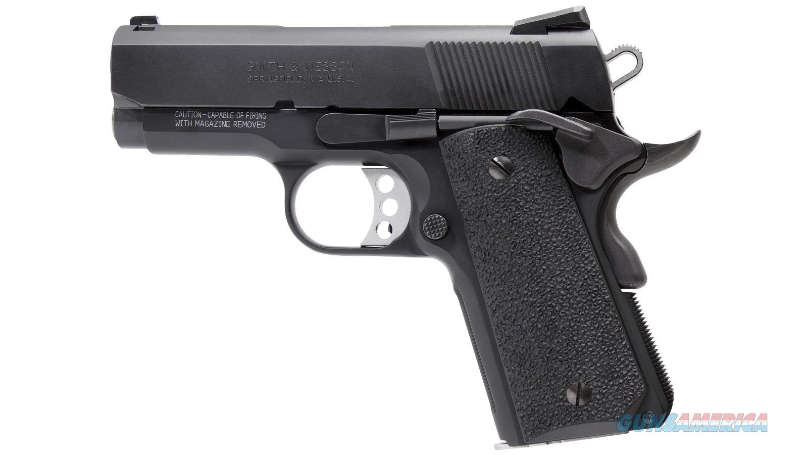 "Smith & Wesson Pro Ser 1911 Sc 9Mm 3"" 8Rd 178053  Guns > Pistols > S Misc Pistols"