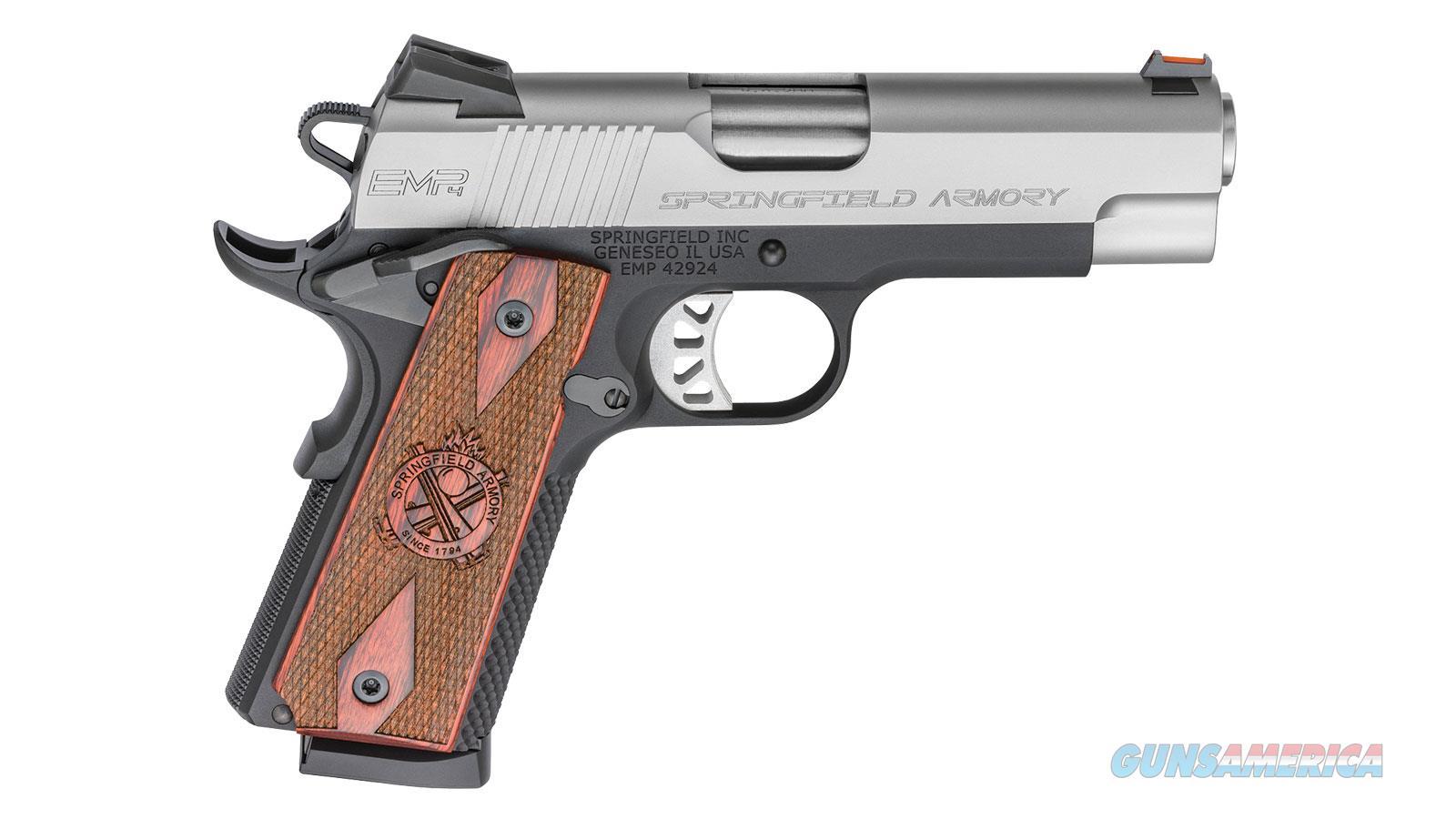 "Springfield Armory 1911-A1 Champion 9Mm 4"" 1 PI9211LP  Guns > Pistols > S Misc Pistols"