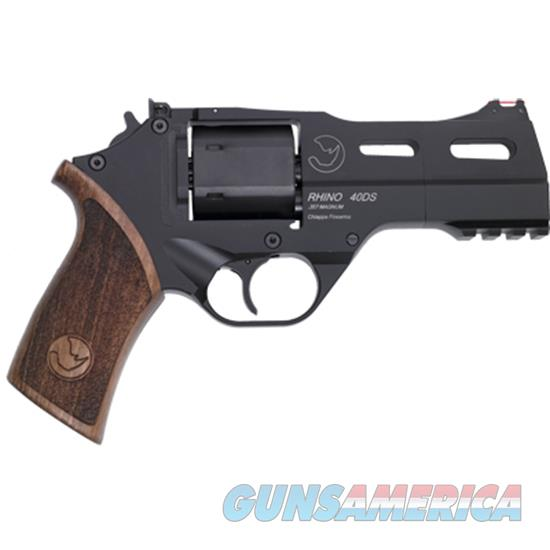 "Chiappa Firearms Rhino 40Ds Blk 9Mm 4"" 6Rd 340.165  Guns > Pistols > C Misc Pistols"
