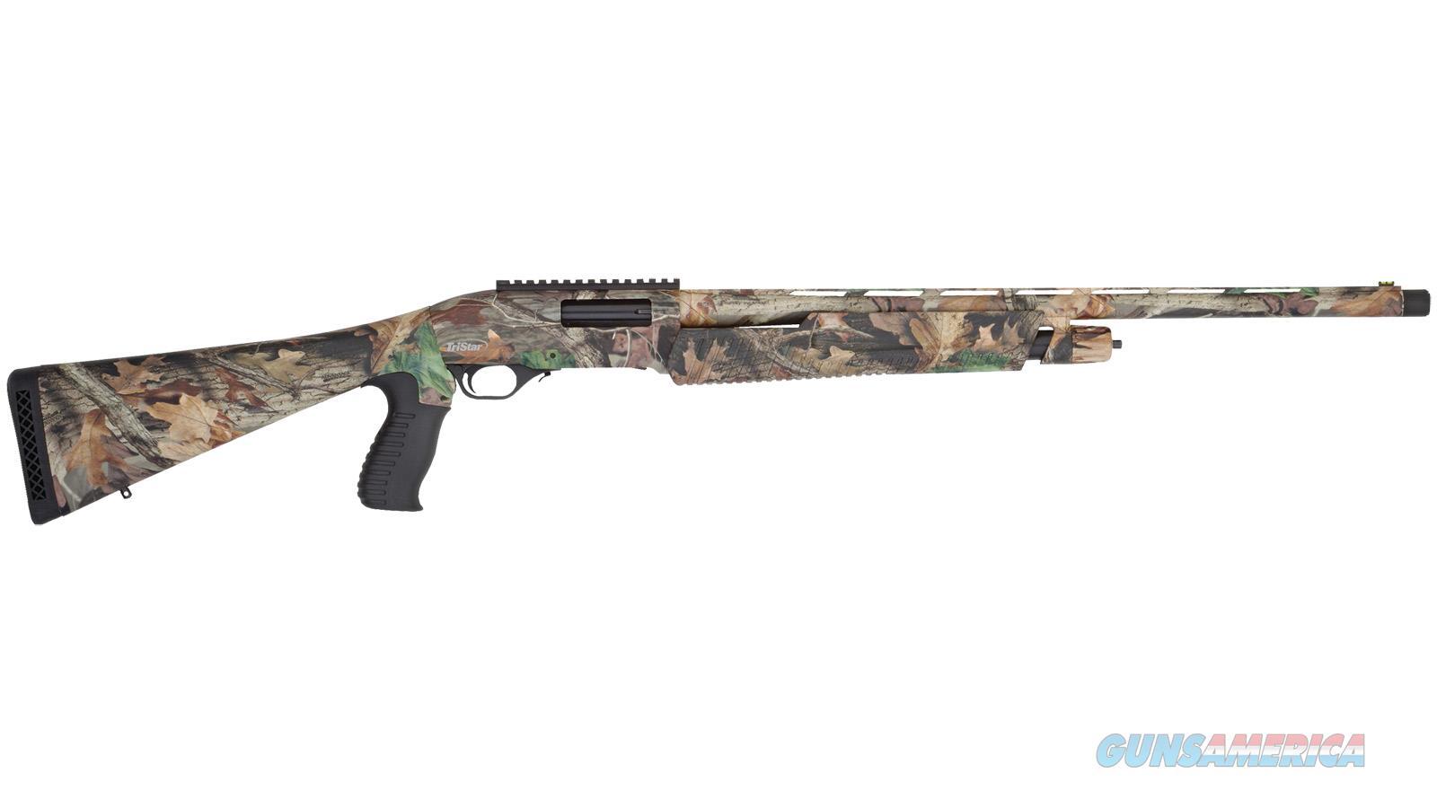 "Tristar Cobra Ii Pump 12Ga. 24""Vr Ct-4T Ad. Timber Turkey 23126  Guns > Shotguns > TU Misc Shotguns"