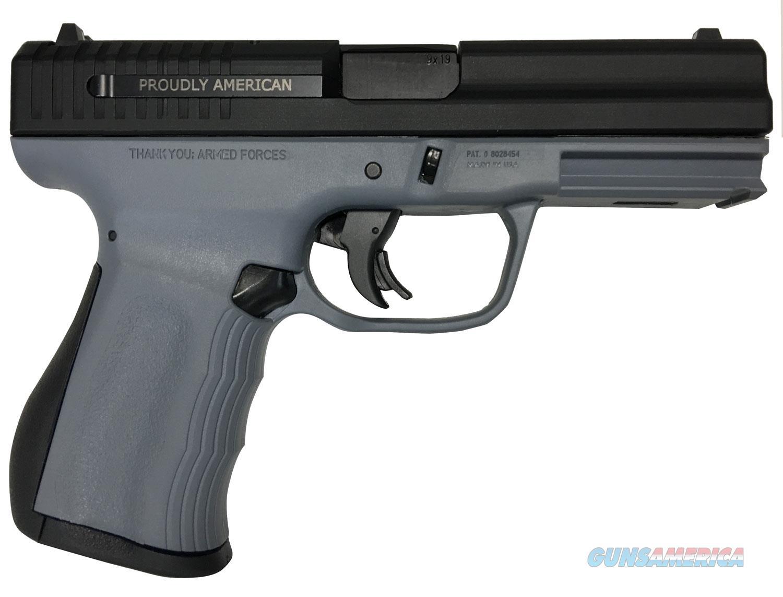 "Fmk Firearms G9c1g2ug 9C1 G2 Fat Single 9Mm Luger 4"" 14+1 Urban Gray Polymer Grip/Frame Black Carbon Steel G9C1G2UG  Guns > Pistols > F Misc Pistols"