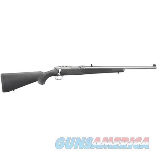 Ruger K77/357-Rsp 357 Ss/Blk Syn 7405  Guns > Rifles > R Misc Rifles