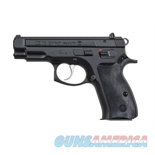 Czusa 75 Compact 9Mm 14Rd Blk 91190  Guns > Pistols > C Misc Pistols