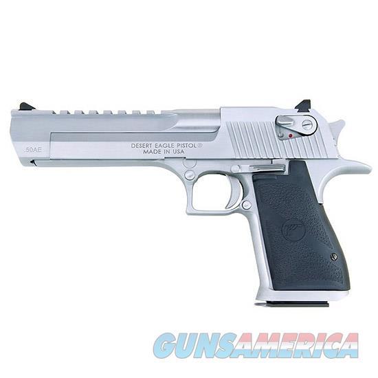 "Magnum Research De44bc Desert Eagle Mk Xix 44Mag 6"" 8+1 Blk Syn Brushed Chrome DE44BC  Guns > Pistols > Magnum Research Pistols"