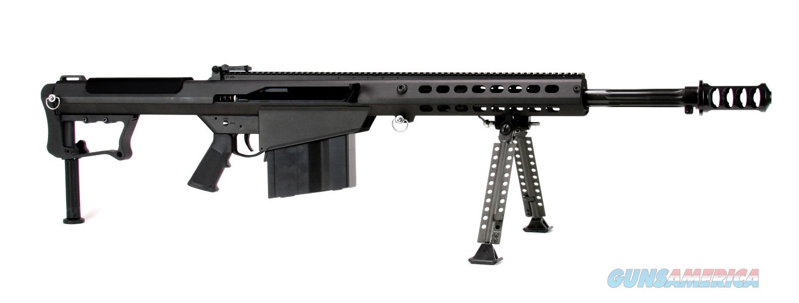 "M107a1 50Bmg Blk 20"" 10+1 14084  Guns > Rifles > Barrett Rifles"