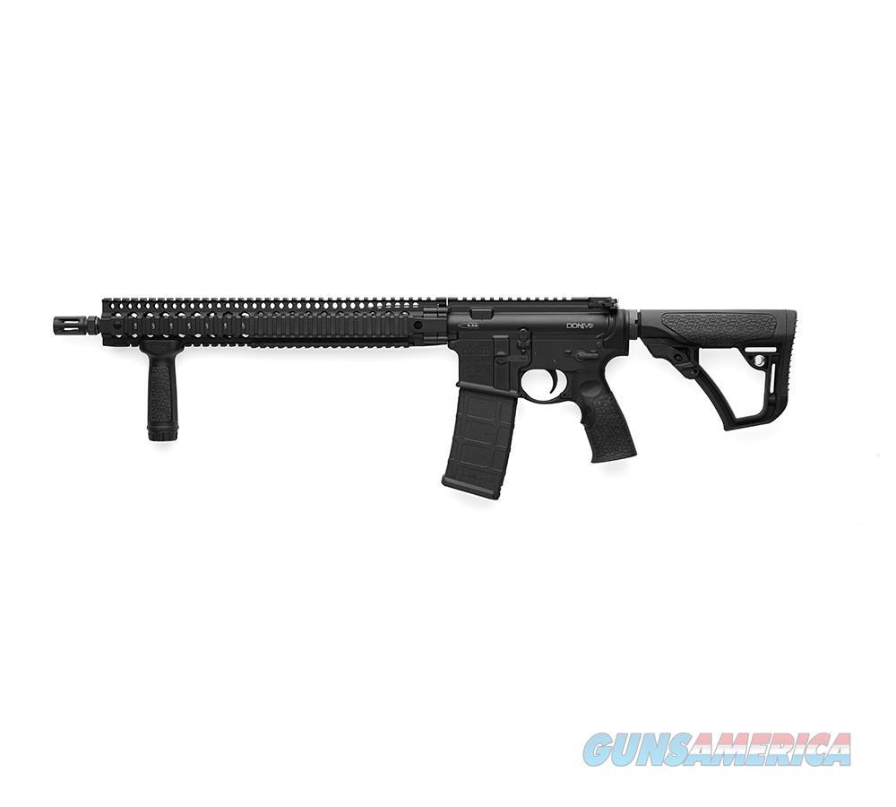 "Daniel Defense M4v9 5.56/16"" 1/30Rd Blk 02-145-15175-047  Guns > Rifles > D Misc Rifles"