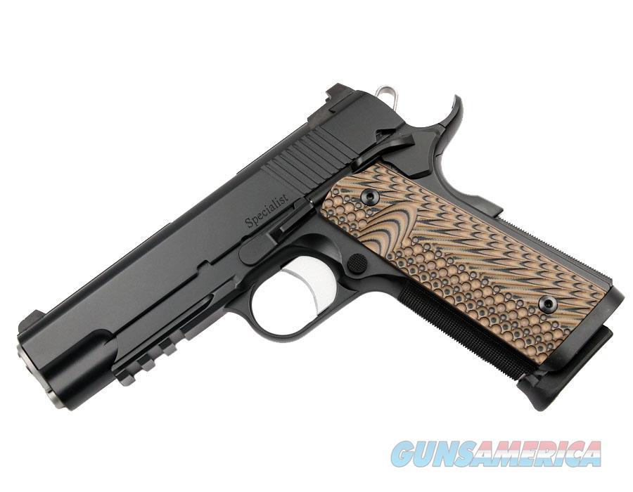 Cz Usa Dw Specialist Command 45Acp Blk Tac 2 Dot Ns 01890  Guns > Pistols > C Misc Pistols