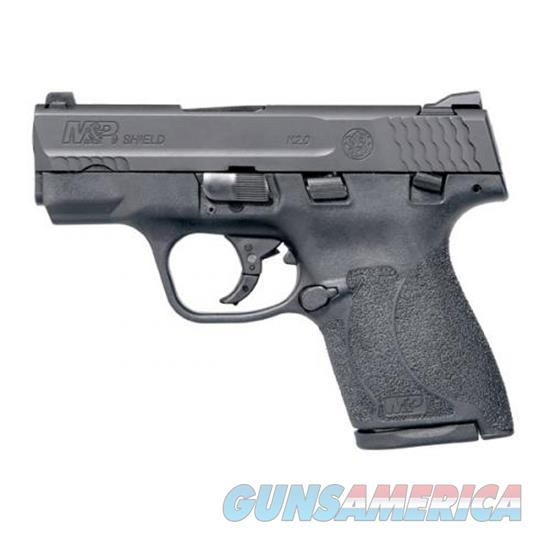 "Smith & Wesson M&P Shld M2.0 9Mm 3.1"" 8Rd 11807  Guns > Pistols > S Misc Pistols"