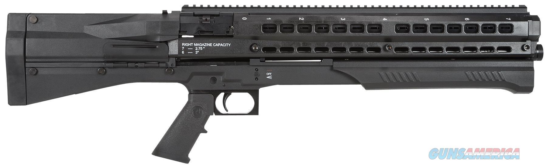 Utas Uts 7+7 12Ga 15Rd Blk Compliant PS1CM1  Guns > Shotguns > TU Misc Shotguns