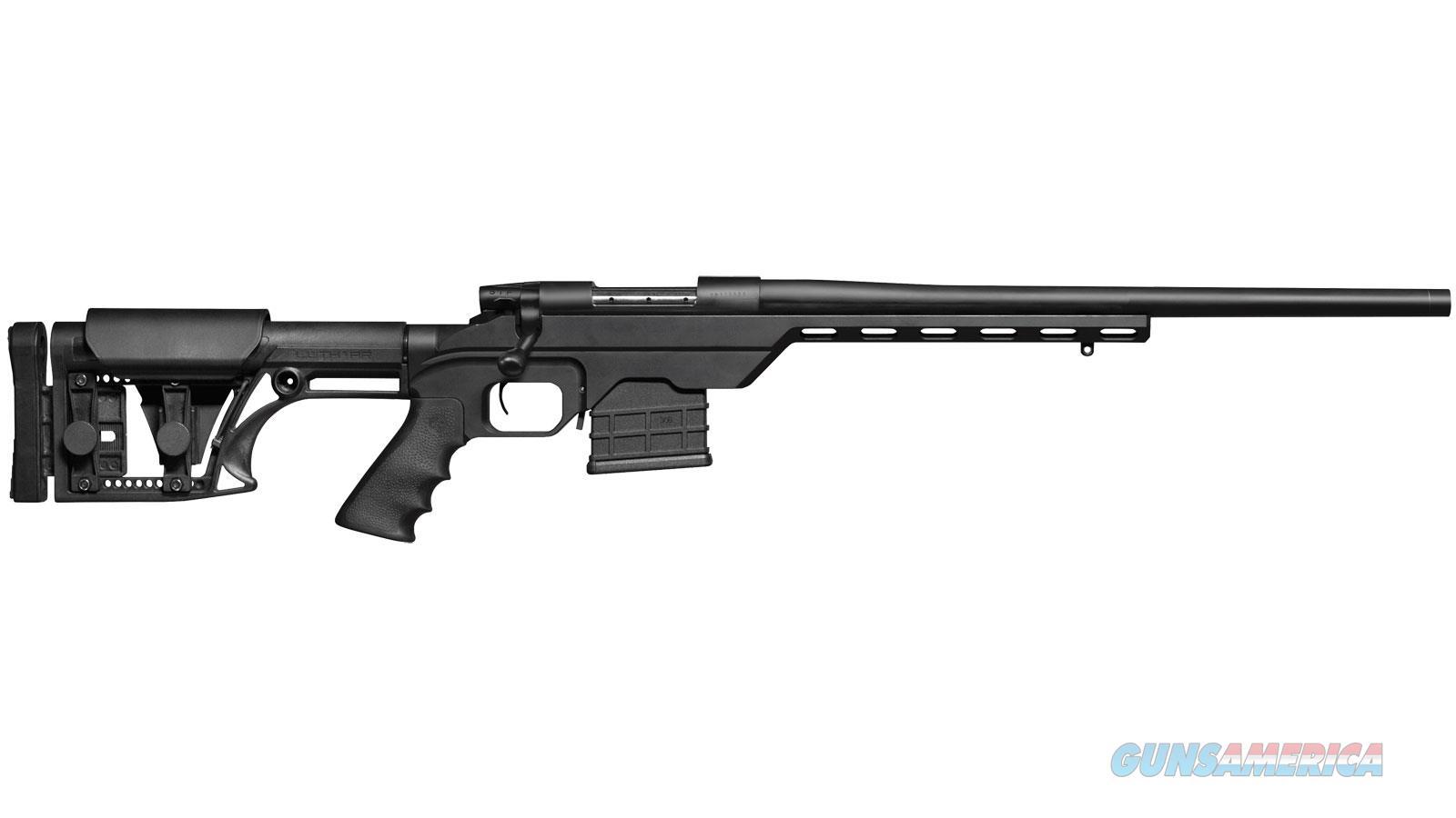 Weatherby Vanguard 308Win 20 Blk Alum Chassis Matte VLR308NR0T  Guns > Rifles > W Misc Rifles