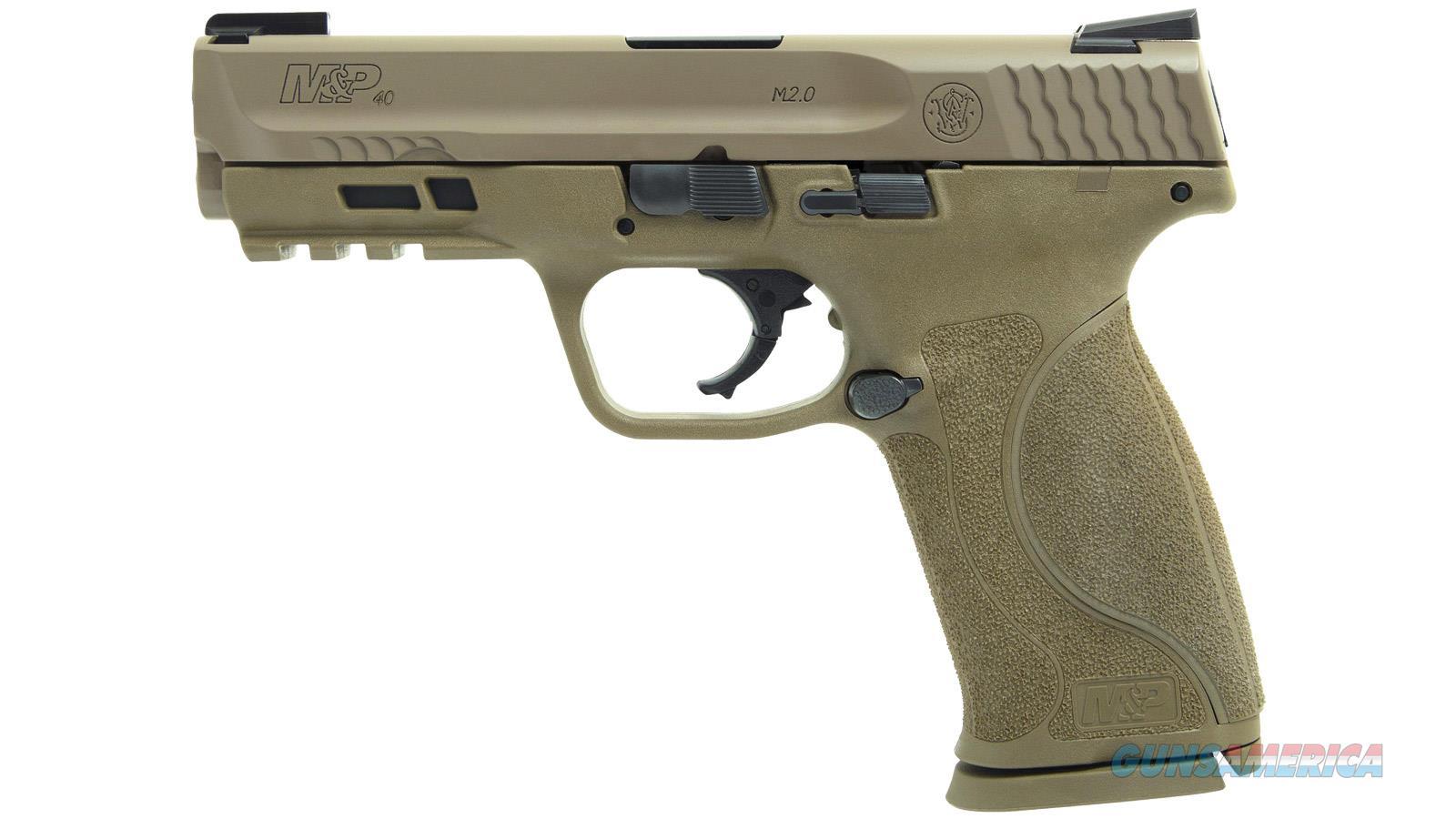 "Smith & Wesson M&P M2.0 Truglo 40Sw 4.25"" 11768  Guns > Pistols > S Misc Pistols"