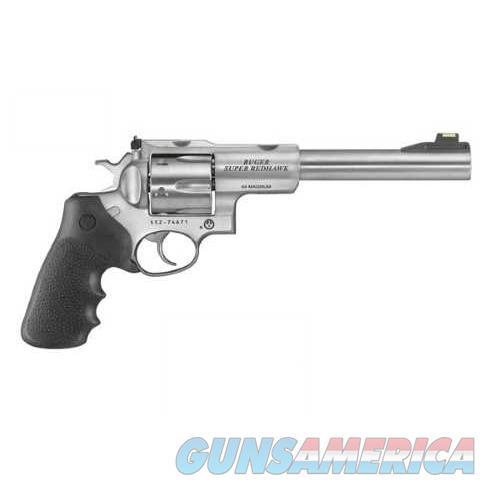 Talo Super Redhawk 44Mag 7.5 Grn Hiviz Fs RUG 5520  Guns > Pistols > TU Misc Pistols