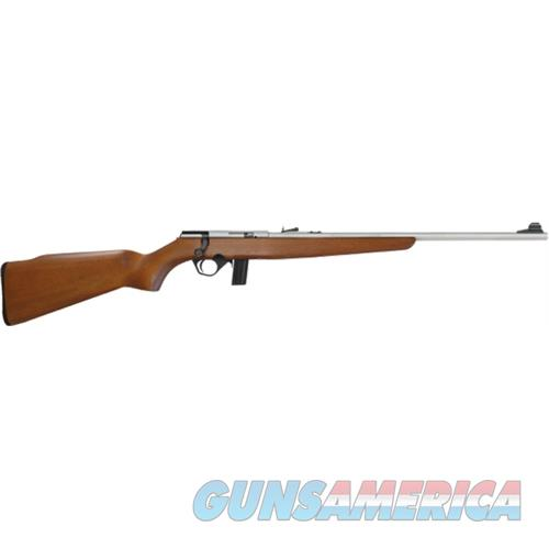 "Mossberg 802Vt 22Lr 21"" Bolt Ss Wood 38223  Guns > Rifles > MN Misc Rifles"