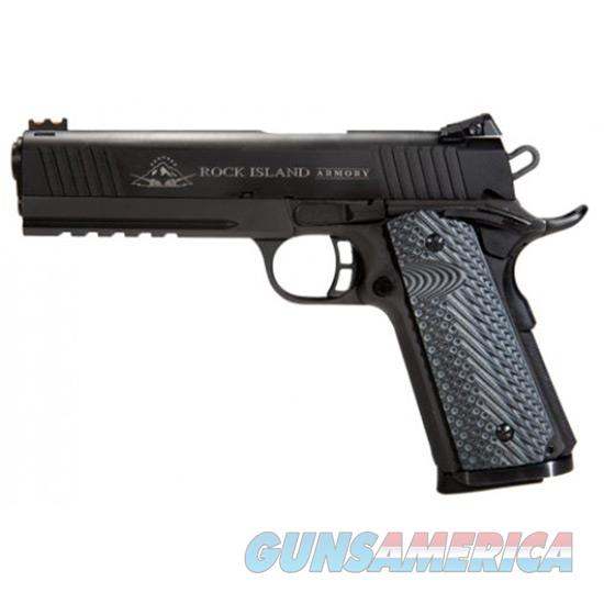 "Armscor/Rock Island 1911Tac Ultra Fs 45Acp 8Rd 5"" 51485  Guns > Pistols > A Misc Pistols"