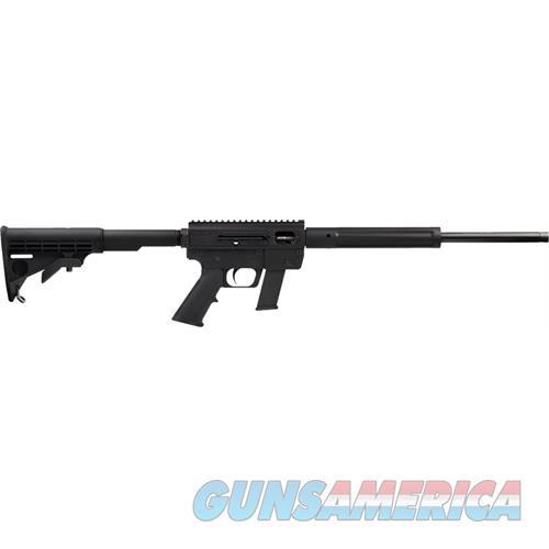 """Just Right Carbines Takedown Gen3 9Mm 17"""" Bbl. 17Rd Glock Mag Black JRC9TDG3-TB/BL  Guns > Rifles > IJ Misc Rifles"""