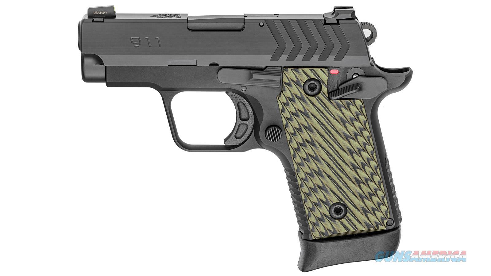 "Springfield Armory 911 380Acp 2.7"" 6/7Rd PG9109  Guns > Pistols > S Misc Pistols"