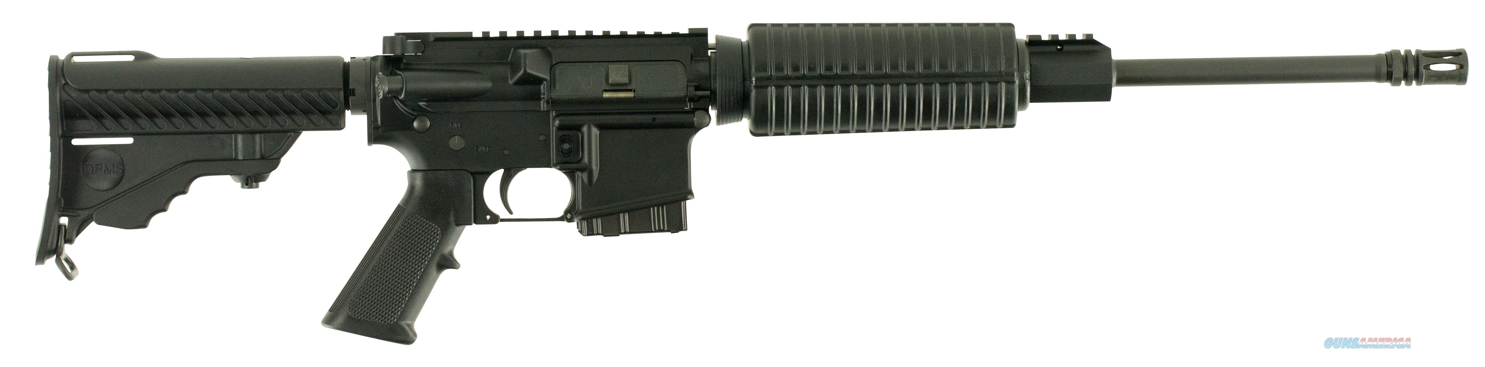 "DPMSPANTHER ARMS ORACLE 223 16"" 10RD BLK SYN 60532  Guns > Rifles > DPMS - Panther Arms > Complete Rifle"