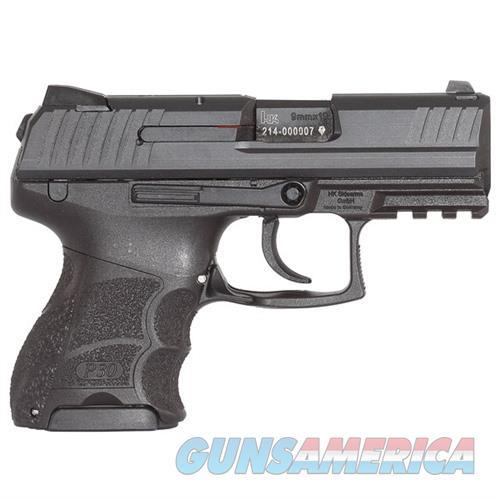 Hk P30sk V1 Light Lem Dao 9Mm 730901K-A5  Guns > Pistols > H Misc Pistols