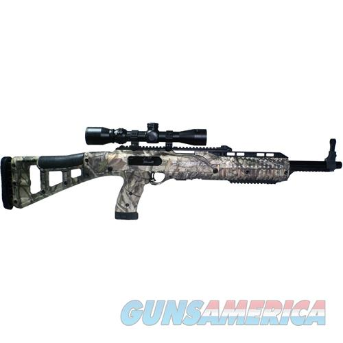 Hipoint Carbine .40Sw Woodland Camo W/1.5-5X32 Scope 4095WC HUNTER  Guns > Rifles > H Misc Rifles