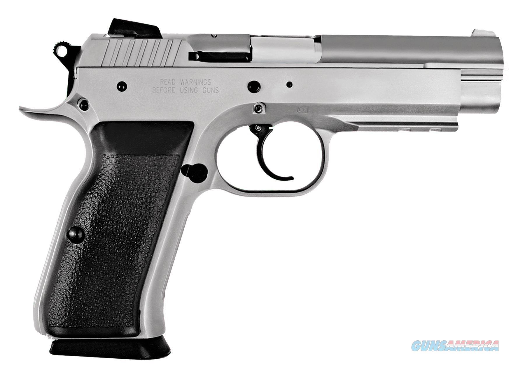 "Eaa 999158 Witness Full Size Steel 45 Acp 4.5"" 10+1 Blk Syn Grip Wonder Finish 999158  Guns > Pistols > E Misc Pistols"