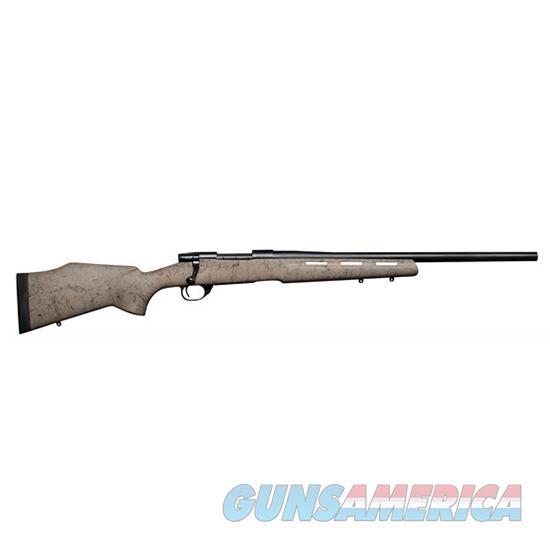 Weatherby Vanguard 22-250 22 Tan Blk Rc H-Bar #3 VDN222RR2O  Guns > Rifles > W Misc Rifles