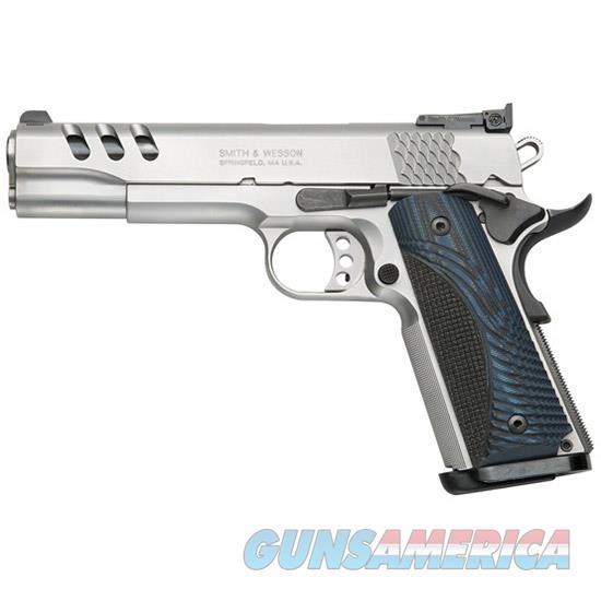Smith & Wesson 1911 45Acp 5 Ss G10 Custom 8Rd 170343  Guns > Pistols > S Misc Pistols
