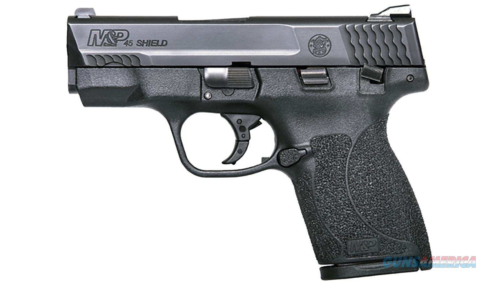 Smith & Wesson M&P Shield 45Acp 3.3 No Thumb Safety 7Rd 6Rd 11531  Guns > Pistols > S Misc Pistols