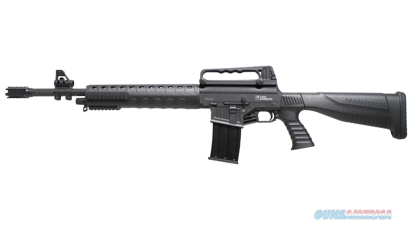 "Iver Johnson Arms Stryker 12G 20"" 5Rd GIJAR1512  Guns > Shotguns > IJ Misc Shotguns"