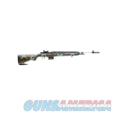 Springfield M1a 22''Bbl 7.62 (308 Win) 10 Rd Mcg Camo SA9805  Guns > Rifles > S Misc Rifles
