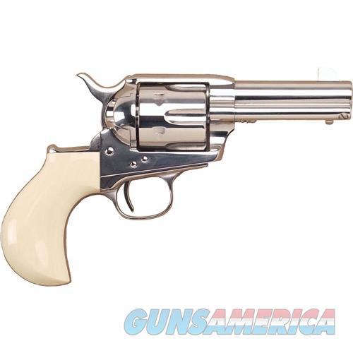 "Cimarron Firearms Doc Holliday .45Lc Fs 3.5"" S/S Tru-Ivory CA4506DOCP  Guns > Pistols > C Misc Pistols"