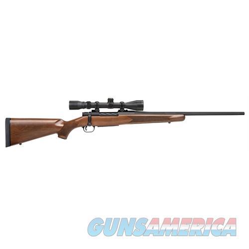 "Mossberg 27901 Patriot With Scope Bolt 300 Win Mag 22"" 4+1 Walnut Stk Blued 27901  Guns > Rifles > MN Misc Rifles"