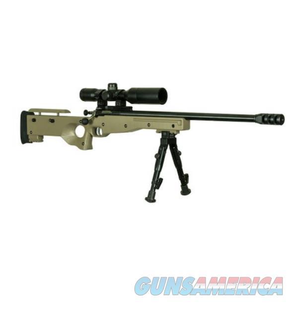 "Keystone Precision Bolt Rifle 22 Mag 16.125"" Bbl Fde Syn, Blued Bbl, Packaged KSA2157  Guns > Rifles > C Misc Rifles"