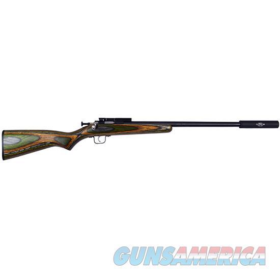 Ksa Crickett 22Lr 16 Bull 1/2X28 Thrd Camo 122  Guns > Rifles > K Misc Rifles