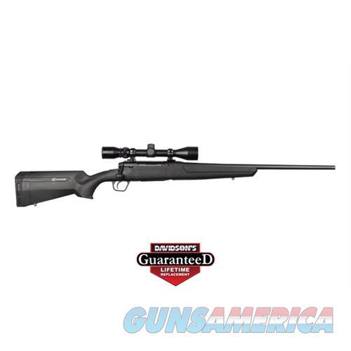 "Savage Arms Axis Xp .308 22"" 3-9X40 Matte/Blk Syn Ergo Stk 57261  Guns > Rifles > S Misc Rifles"