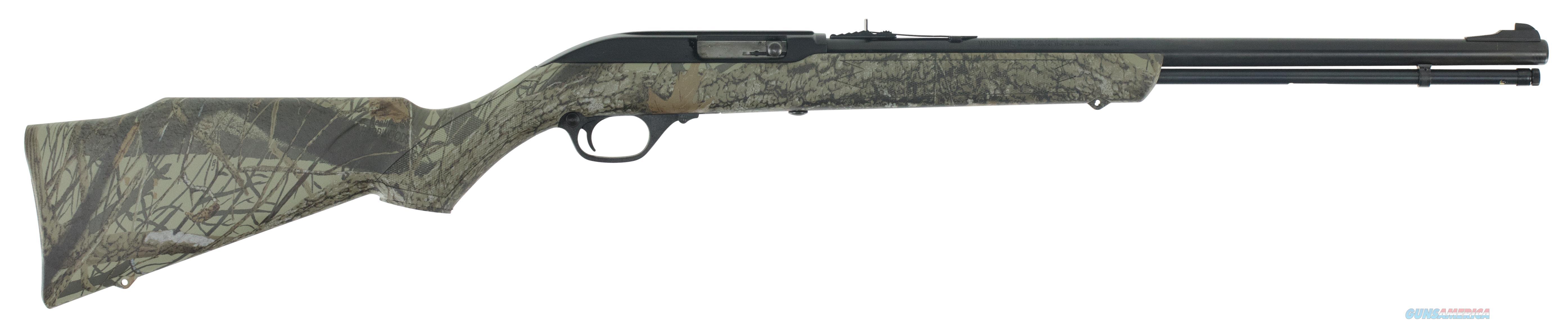 "Marlin 70624 60C Semi-Automatic 22 Long Rifle (Lr) 19"" 14+1 Synthetic Realtree Hardwoods Hd Stk Blued 70624  Guns > Rifles > MN Misc Rifles"