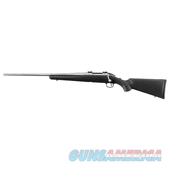 RUGER AMERICAN 223REM 22 ALL WEATHER MATTE SS SYN 6935  Guns > Rifles > Ruger Rifles > American