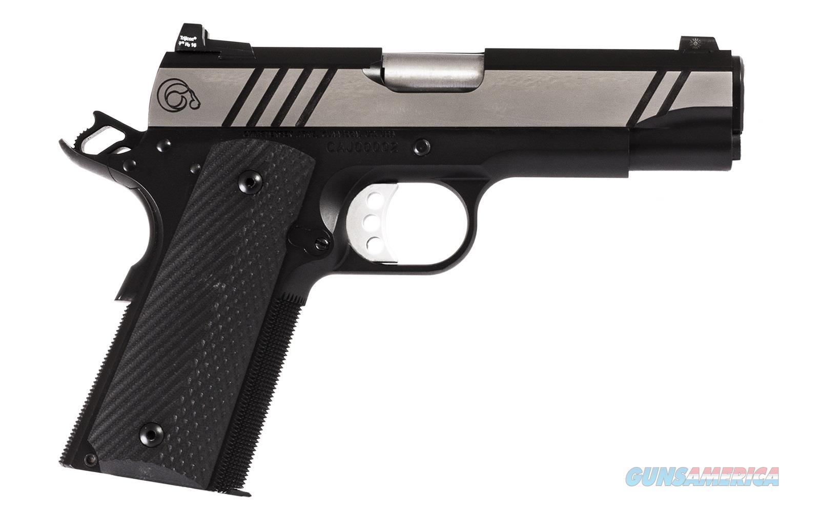 """1911 A4 9Mm Blk 4"""" 9+1 Ns CA10297-1281111  Guns > Pistols > C Misc Pistols"""