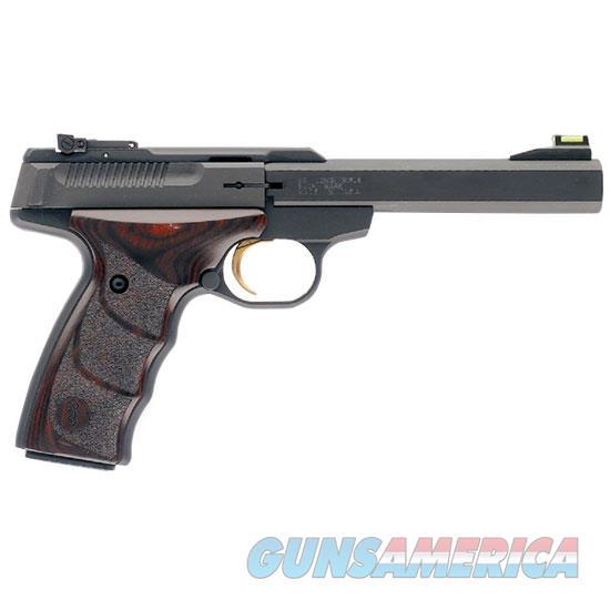 Browning Buck Mark Plus Rose Wood Udx 22Lr 5.5 051429490  Guns > Pistols > B Misc Pistols