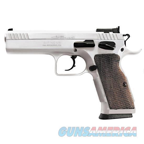 Eaa Tanfo Witness Elite Stock Ii 38Sup 4.5 17Rd 600617  Guns > Pistols > E Misc Pistols