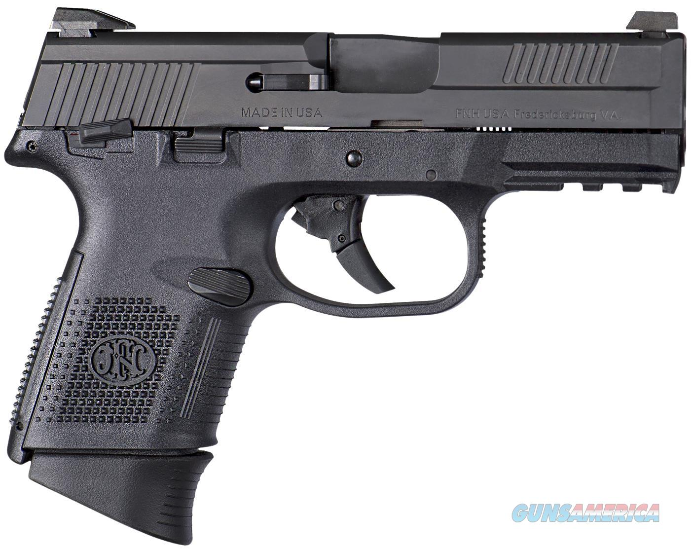 "Fn 66780 Fns 40 Compact Dbl 40 S&W 3.6"" 14+1 Polymer Grip Black 66780  Guns > Pistols > F Misc Pistols"