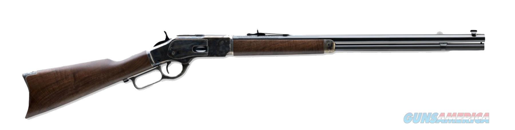 "Winchester Guns 534202141 1873 Short Rifle Case Hardened Lever 45 Colt (Lc) 20"" 10+1 Grade Ii/Iii Walnut Stk Blued 534202141  Guns > Rifles > W Misc Rifles"