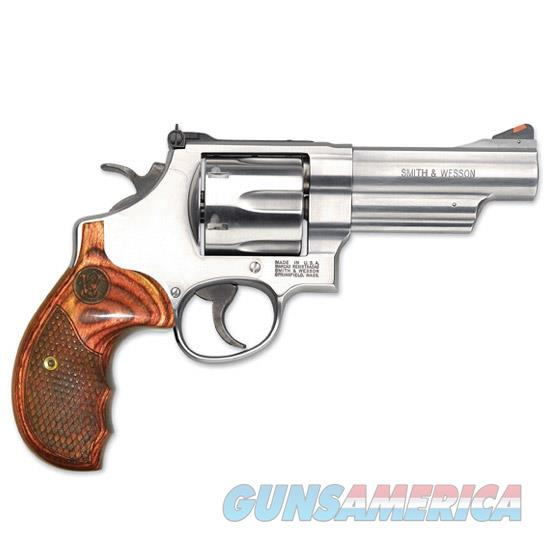 Smith & Wesson 629 Dlx 44Mag 3 As Ss Textured Brn Lamin SW 150715  Guns > Pistols > TU Misc Pistols