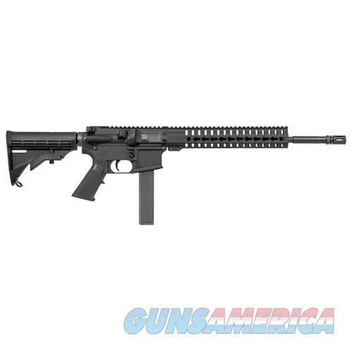 "Cmmg Ar Mk9t 9Mm Luger 16"" Bbl. 32Rd Black Keymod 90A1A64  Guns > Rifles > C Misc Rifles"