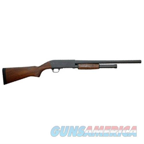 Ithica M37 Defender 12Ga 18.5 Blk Walnut 5Rd HD1218W  Guns > Shotguns > IJ Misc Shotguns