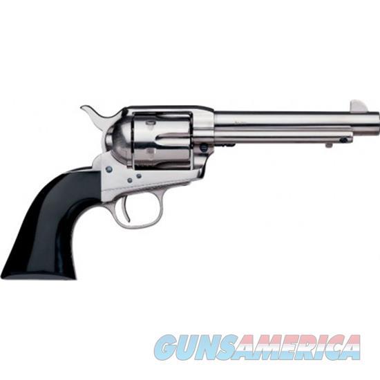 Taylor's & Co Uberti 1873 Nickel Fi Ivory Grip 5.5 .45Lc 555114  Guns > Pistols > TU Misc Pistols
