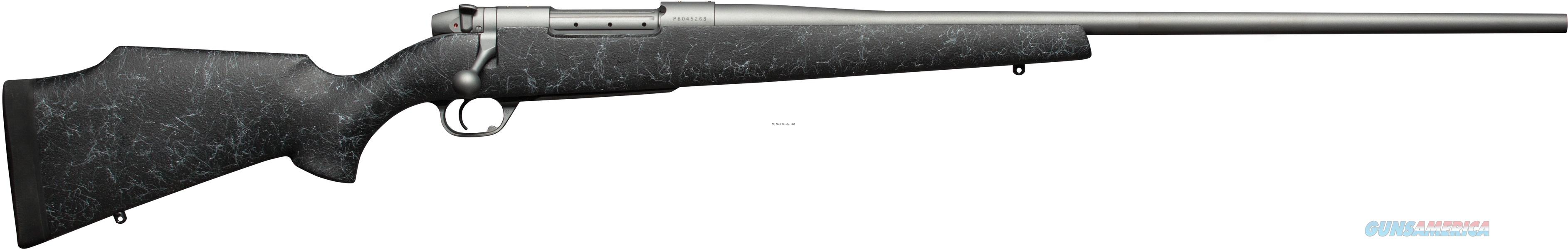 "Weatherby Mark V Weathermark Bolt Action Rifle 270 Win Mag 24"" MWMS270NR4O  Guns > Rifles > W Misc Rifles"