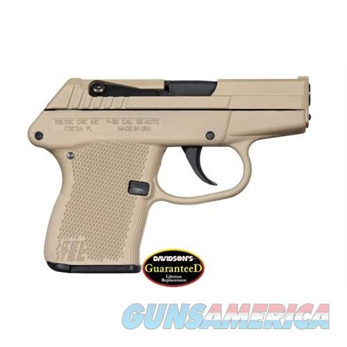 Keltec P-32 32Ap Dao Pst 7Rd Tan P-32-T-T  Guns > Pistols > K Misc Pistols