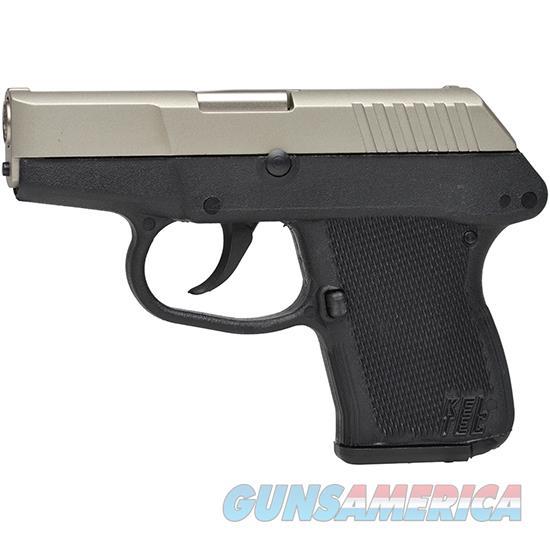 Keltec P3at 380Acp Nkl Boron 6Rd P3ATNBBLK  Guns > Pistols > K Misc Pistols